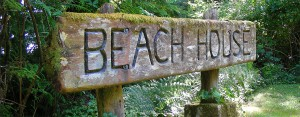 point no point resort beachhouse sign