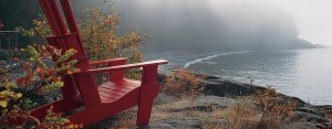 adirondack at point no point resort, vancouver Island